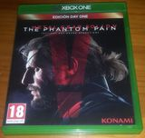 Metal gear solid 5 -xbox one - foto