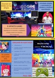 E-sport game - foto