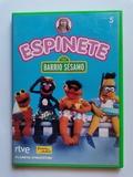 ESPINETE BARRIO SESAMO DVD