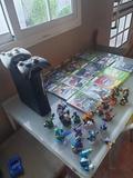 ola vendo xbox 360 con juegos 2 mandos e - foto