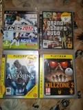 lote de 4 juegos Playstation 3 - foto