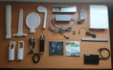 Wii, accesorios y 150 juegos - foto