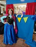 Elsa Frozen II animacion infantil Frozen - foto