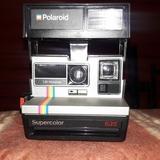 Camara de fotos polaroid - foto
