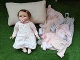 Muñeca bebé reborn - foto