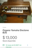 Yamaha electrone b205 (ganga) - foto