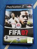 PS2: FIFA 07 - foto