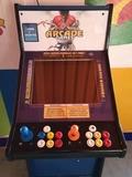 Máquina recreativa Arcade. - foto