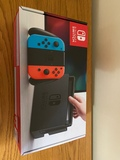 Nintendo Switch + Juegos + Funda - foto