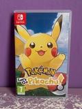 Pokémon Let's Go Pikachu - foto