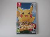 Pokémon Let\'s Go Pikachu - foto