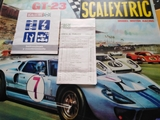 Scalextric exin - foto