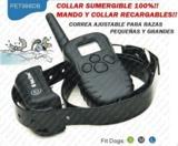 hn1b. Collar de adiestramiento perros - foto