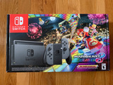 Nintendo switch mario kart deluxe8 nueva - foto