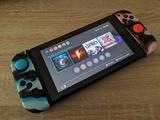 "Nintendo Switch \\\\\\\""Liberada\\\\\\\"" - foto"