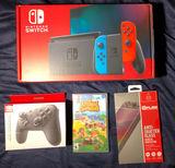 Nintendo switch mÁs juego y mando nuevo - foto