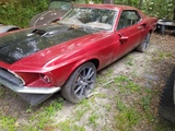 FORD MUSTANG - 1969 MACH 1 - foto