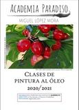 CLASES DE PINTURA AL ÓLEO - foto