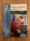 LIBRO DE LENGUA 2 DE BACHILLERATO - foto