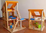 Set casitas de madera - foto
