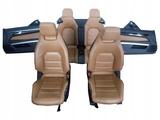Mercedes w207 descapotable amg asientos - foto