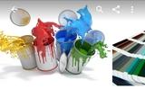 pintura decorativa soluciones de humedad - foto