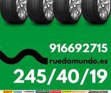 255-40r20 ruedas baratas coslada usadas - foto