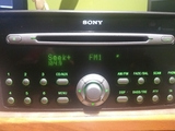 Mecanismo Radio Sony Ford MP3 - foto