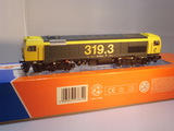 319 diesel ROCO  H0. - foto