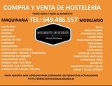 COMPRA VENTA MAQUINARIA HOSTELERÍA - foto