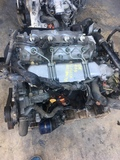Motor Toyota corola - foto