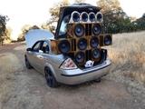 Equipo de coche / Medios y trompetas - foto