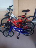 Vendo tres bicicletas en perfecto estado - foto