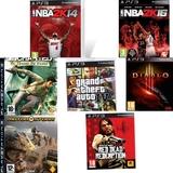 Disponible; Juegos para PS3 - foto