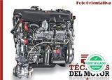 Motor hyundai h1 2.5d tipo d4ba - foto