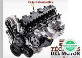 Motor renault megane 1.6 110cv k4m 712 - foto