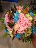 Ramos de rosas para novia - foto