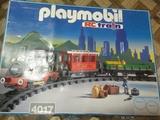 Playmobil tren modelo 4017 - foto