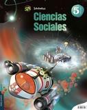 LIBRO DE SOCIALES DE QUINTO DE PRIMARIA - foto