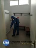 Servicios de Limpiezas Traumáticas. - foto