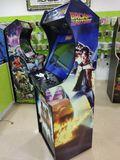 maquina arcade regreso al futuro - foto