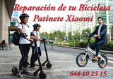 Reparo tu bicicleta y patinete xiaomi. - foto
