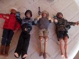muñecos action man - foto