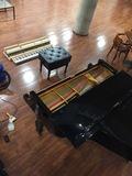 Afinador de pianos en Segovia - foto