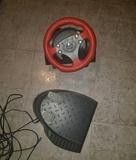 volante con pedales para pc - foto