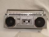 vendido. radio cassette años 80. - foto