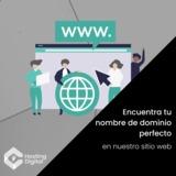 CONSIGUE TU NOMBRE DE DOMINIO PERFECTO - foto