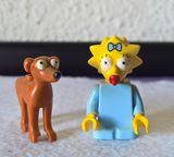 Minifigura lego original maggie simpson - foto