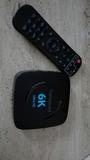 android tv box 4gb ram 64gb memoria - foto