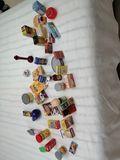 Set de alimentos para cocina de juguete - foto